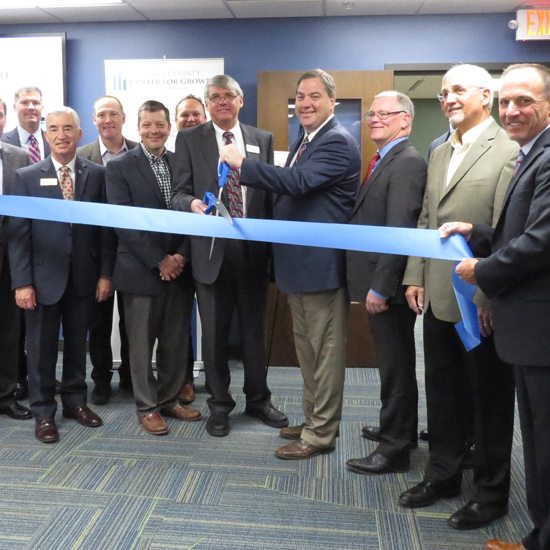 Waukesha County Center for Growth Celebrates One Year Anniversary